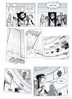 Teen Titans comic, page 23 by JessKat-art