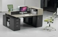 modern office modular workstation,modern office furniture, modern furniture(FOH-GN8124)