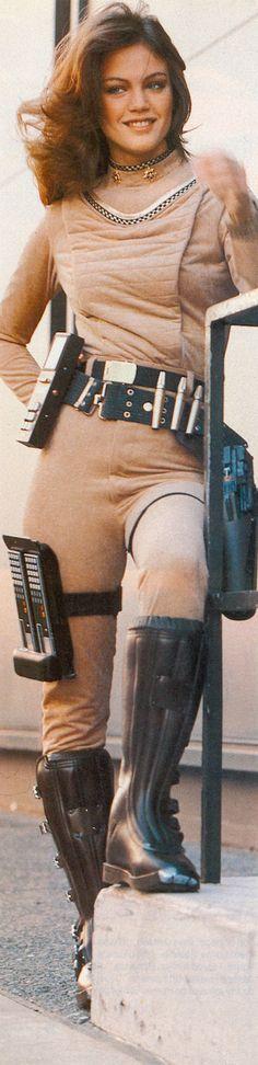 Athena - Maren Jensen - Battlestar Galactica original TV Series 1978 - 1979