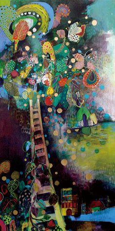 Ladder - Fumiko Toda