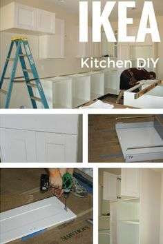 Awesome Installing Ikea Wall Cabinets