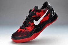 e91469452b7a Nike Zoom Kobe Viii 8 Elite System Port Wine Pure Platinum Team Red Bright  Citrus Colorways Men Size