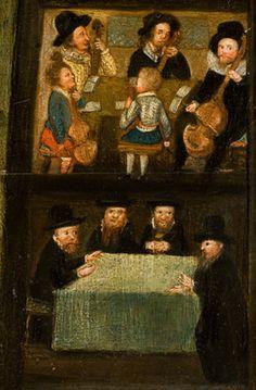 Sir Henry Unton by Unknown artist oil on panel