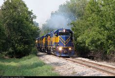RailPictures.Net Photo: FWWR Fort Worth & Western EMD GP50 at Ft. Worth, Texas by Mike Bates