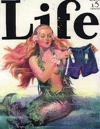 Image result for mermaids in art history