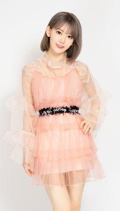 Sakura Miyawaki, Kpop, Cute Korean, Girl Crushes, Cherry Blossom, Pretty, Dresses, Hkt48, Superstar