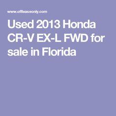 2013 honda cr-v ex-l owners manual