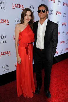 Brad Pitt and Angelina Jolie // May 2011