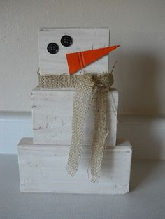 Made bigger it could be cute porch decor or small, it would look adorable under the tree