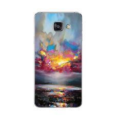 Phone Case For Samsung Galaxy A3 A5 A7 (2016) A8 A9 Back Cover Note 4 5 7