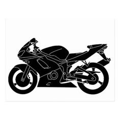 Motorcycle Silhouette Vector by This is a silhouette of a Japanese supersport motorcycle. Motorcycle Clipart, Motorcycle Art, Silhouette Clip Art, Silhouette Cameo Projects, Cricut Vinyl, Vinyl Decals, Wood Burning Stencils, Plexiglass, Pumpkin Stencil