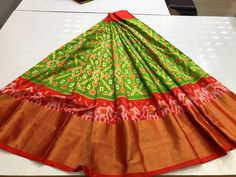 Indian Handloom Sarees and Silks Pochampally Sarees, Ikkat Saree, Handloom Saree, Lehenga Choli, Sari, Indian Skirt, Pure Silk Sarees, Pure Products, Summer Dresses