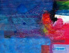 Blaus Wunder Walburga Schild-Griesbeck   Zeitgenössische Kunst http://www.walburga-schild-griesbeck.de http://www.atelier-freiart.de