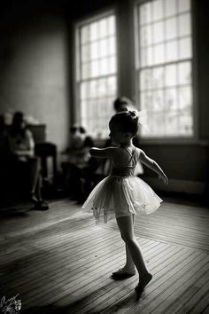 Kids: they dance before they learn there is anything that isn't music.