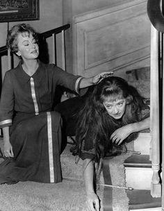 "Olivia de Havilland & Bette Davis  ""Hush…Hush, Sweet Charlotte""   (1964)"