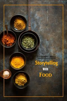 Storytelling with Food- food styling tips- food photography- food fotografie - Spices - Food Menue Design, Food Menu Design, Food Poster Design, Food Photography Props, Photography Tips, Photography Composition, Photography Workshops, Travel Photography, Food Styling