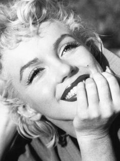 Marilyn's makeup artist used several different shades of lipstick to create depth, and make her lips look fuller. Little known fact: Marilyn unwittingly invented the first lip gloss by mixing lipstick and beeswax, together with Vaseline, to create the alluring 'wet look' she coveted. However, she never revealed her exact concoction to anyone.