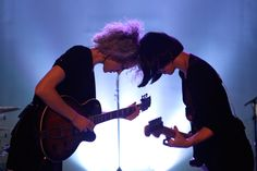 St. Vincent Toko Yasuda Photos: American Express UNSTAGED Fashion