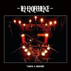 """MUSIC EXTREME: IN NOMINE RELEASES """"LUCK & DEATH"""" EP / IN NOMINE L... #innomine #metal #blackmetal #speedmetal #musicextreme #chile #metalhead #metalmusic #metalhammer #metalmaniacs #terrorizer #ATMetal #loudwire #Blabbermouth #Bravewords"""