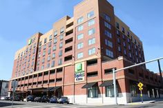 Logistics: Holiday Inn Express Down Town Tacoma. Spend second half of trip exploring Downtown Tacoma and Seattle