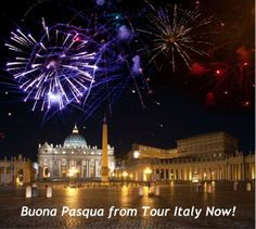 Happy Easter from Tour Italy Now!