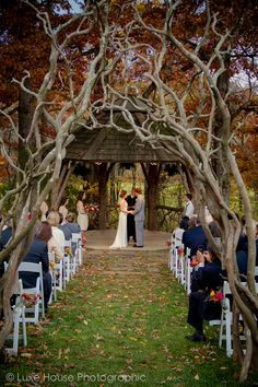 A Beautiful Wedding At The Farm In November Http Www Thefarmevents