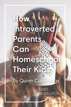 Homeschooling your child means almost no time to yourself. Here's how introverted parents can homeschool their kids