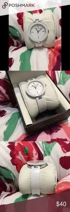 Woman watch Used woman watch Anne Klein . Great condition. Needs new battery. Smoke free home. Anne Klein Accessories Watches