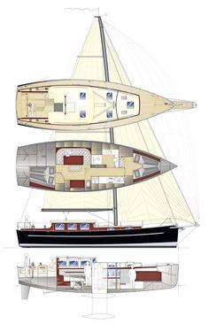 Website of Berckemeyer Yacht Design E Boat, Yacht Boat, Sailing Yachts, Sailing Ships, Yacht Design, Boat Design, Sailboat Plans, Wooden Sailboat, Expedition Yachts