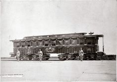 April 21, 1865: Lincoln's funeral train leaves D.C. for Illinois The train carrying Lincoln's body traveled through 180 cities and seven states on its way to Lincoln's home state of Illinois. Also on the train was a coffin containing the body of Lincoln's son Willie, who had died in 1862 at the age of 11 of typhoid fever during Lincoln's second year in office.