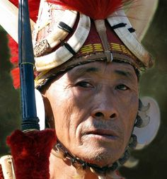 People portrait photograpy.  Travel Photography. https://flic.kr/p/DRWruE | Yimchunger. |   India, Nagaland.  The Hornbill festival is a yearly feature in the first week of december. The festival is held at Naga Heritage Village Kisama, 12 km from Kohima.