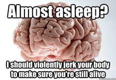 happens nigh every night...