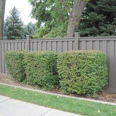 Small Backyard Gardens, Backyard Fences, Garden Fencing, Small Gardens, Backyard Landscaping, Modern Gardens, Landscaping Ideas, Backyard Ideas, Vegetable Garden Design