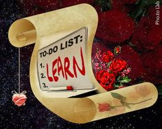 Learning is a fundamental part of my life. Since I started in the school I liked to study and incorporate new knowledge. Learning has been very useful for me, because I could pursue a career in my country. Now I am in a different country and I am still learning, because learning never ends.