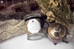 Soy wax candle fragranced - Metro jar via Etsy