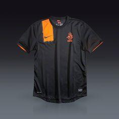 Nike Holland Away Jersey 12/13 || SOCCER.COM