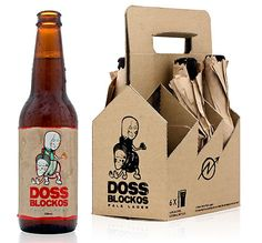 Doss Blockos Pale Lager by East 9th Brewing