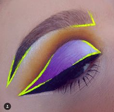 Cute eye make up Makeup Goals, Makeup Inspo, Makeup Inspiration, Makeup Ideas, Skin Makeup, Eyeshadow Makeup, Beauty Makeup, Eyeliner, Makeup Eyebrows