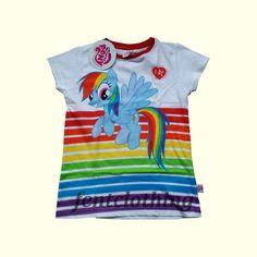 My Little pony cotton t-shirt,  www.facebook.com/fentclothing Twitter : @fentclothing
