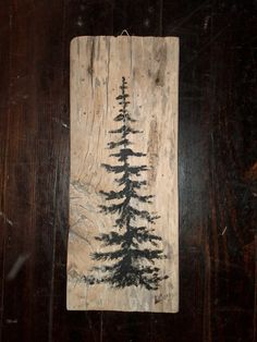 Reclaimed Barn Wood Art Wall Hanging By Linda Curran