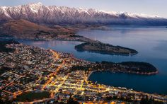 Queenstown, New Zealand | The 50 destinations that made our list this year include one of France's lesser-known wine regions, America's next big dining spot, and a buzzy Greek island. How many of these places will you visit in 2017?