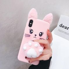 diy phone case 796714990309136425 - Kawaii Lucky Cat Iphone Case Source by Kawaii Phone Case, Girly Phone Cases, Cute Ipad Cases, Diy Iphone Case, Iphone Phone Cases, S7 Phone, Iphone Cases Cute, Cell Phone Covers, Pink Iphone
