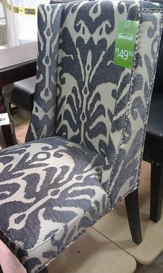 Beautiful accent chair from Homegoods   Home Decor ...