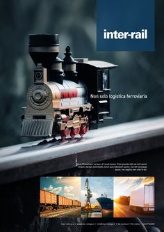 Inter-rail | A different railway service