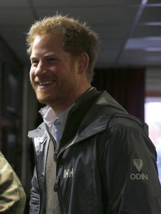 Prince Harry Photos - Prince Harry Visits Flood Hit Lancashire - Zimbio