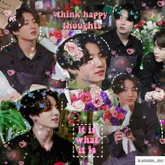"778 Suka, 138 Komentar - ✨kookie's fairy land✨[4,1k] (@jungkook__edit) di Instagram: ""Sorry bcz it's been a while that i didn't post 💗 but it's okaaaay i finallyy posted 💗 Hope u like…"" Think Happy Thoughts, Album Bts, Fairy Land, Instagram, Happy Thoughts"