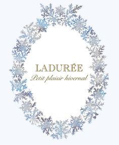 packaging ladurée by justine potin, via Behance