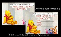 Throw a perfect Pooh