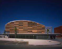 Edificio para Telefónica Móviles by Pich-Aguilera Architects (Castilla, Cataluña, España) #architecture