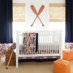 Coastal Crib Bedding | Carousel Designs